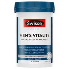 SWISSE ULTIBOOST MEN'S VITALITY