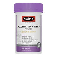 SWISSE ULTIBOOST MAGNESIUM + SLEEP POWDER