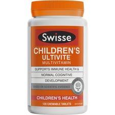 SWISSE CHILDREN'S ULTIVITE MULTIVITAMIN
