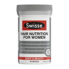 SWISSE ULTIBOOST HAIR NUTRITION FOR WOMEN