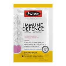 SWISSE ULTIBOOST IMMUNE DEFENCE HERBAL HOT DRINK
