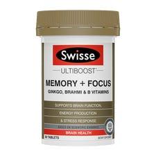 SWISSE ULTIBOOST MEMORY + FOCUS