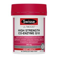 SWISSE ULTIBOOST HIGH STENGTH CO-ENZYME Q10
